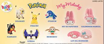 Coloriage otaquin pokemon à imprimer et à colorier gratuitement. Pokemon Soleil Lune Des Aujourd Hui Dans Les Menus Pour Enfants Des Restaurants Mcdonald S Nintendo Switch Nintendo Master