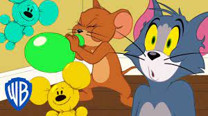 Tom & Jerry | Balloon Blowing Party