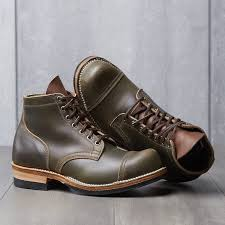service boot english tan dublin by viberg 725