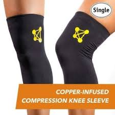 Powerlix Compression Knee Sleeve Sizing Chart Top 10 Best Knee Compression Sleeves In 2019 Reviews