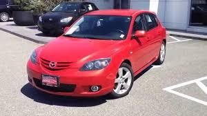SOLD) 2005 Mazda Mazda3 Sport GT Preview, At Valley Toyota Scion ...