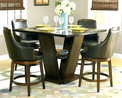 high kitchen table set. High Dining Table Sets Kitchen Counter Height  Extendable White Set C