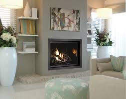 fireplace xtrordinair 864 clean face gas fireplace with 2 trim kit and black enamel fireback