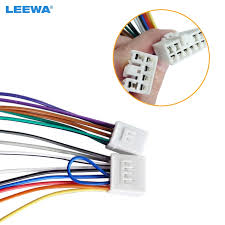 popular toyota radio wiring harness buy cheap toyota radio wiring car audio stereo wiring harness adapter plug for toyota scion factory oem radio cd
