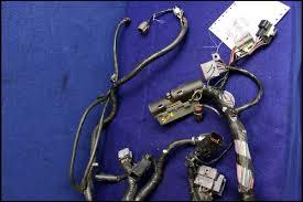 03 04 mustang dohc cobra 4 6 engine ecu wiring harness