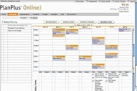 Weekly Task Schedule Weekly Planning Schedule Tasks