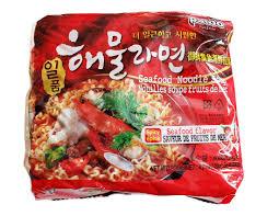 Paldo Seafood Noodle Soup Ramen 5 Pack ...