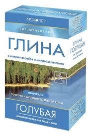 Купить Артколор <b>Lutumtherapia Глина косметическая голубая</b> ...