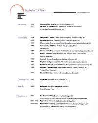 Art History Resumes Pham Nathalie Selected Document Artasiamerica A Digital