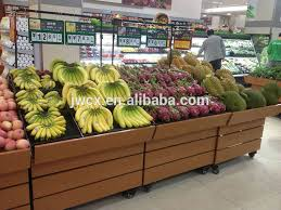 Fruit And Vegetable Stands And Displays Awesome Supermarket Vegetable Stands For Salevegetable Fruits Shelves View