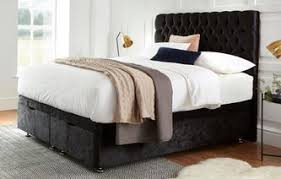 bed. Claxby Double Ottoman Special Set Bed E