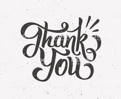 手描きの文字ありがとうございました Thank Youのベクターアート素材や