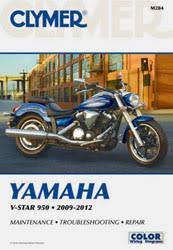 yamaha motorcycle manuals diy repair manuals clymer yamaha v star 950 motorcycle 2009 2012 service repair manual
