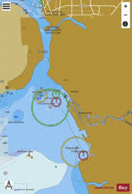 Buffalo Harbor New York Marine Chart Us14833_p1157