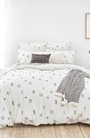 white comforter sham set
