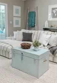 Coastal Shabby Chic Living Room