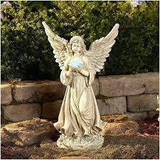 solar garden statues solar garden angel statue solar light garden statues a inspire best solar angels solar garden statues