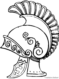 Roman Soldier Armor Coloring Page Coloring Pages Roman Soldier