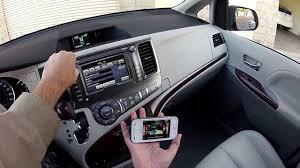Radio & Systems 2011 Toyota Sienna XLE, Leather, Premium ...