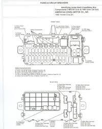 free auto wiring diagram 1992 honda civic fuse box and circuit 93 honda civic fuse diagram under hood at 92 Civic Fuse Box Diagram