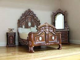 miniatures dollhouse furniture. store pair of gold chairs bedroom miniatures dollhouse furniture e