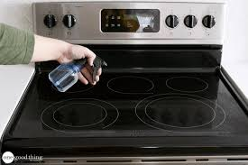 A Simple And Effective Way To Clean Your Glass Stovetop One Good