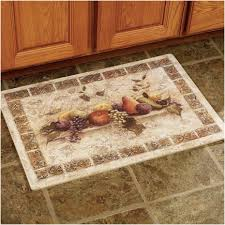 decoration kitchen area rugs fruit touch of class throw runners small rug with rubber backing