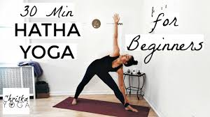 30 min hatha yoga for beginners gentle beginners yoga cl yoga basics