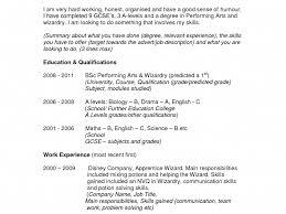 Download Profile Resume Example Haadyaooverbayresort Com