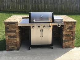 outdoor grill station ideas amazing affordable custom looks