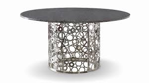 60 round glass dining table fresh galileo 60 inch smoked le glass dining table