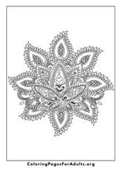 Small Picture Coloring Pages for Adults Home Coloring Pages for Adults