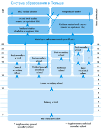 Система образования Польши Система высшего образования