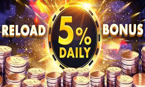 BK8 DAILY RELOAD BONUS - Asia Best Betting Sites