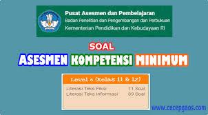 Soal akm sma literasi teks informasi dan pembahasannya bagian 2. Contoh Soal Akm Online Level 6 Kelas 11 Dan 12 Sma Cecepgaos Com