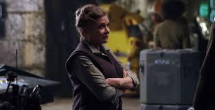 carrie fisher 2014 star wars. Delighful Fisher CarrieFisherinStarWarsTheForceAwakens For Carrie Fisher 2014 Star Wars