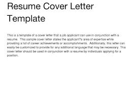Writing A General Cover Letter Sample General Cover Letter Capable