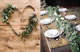 Natural Wedding Reception Decorations : Wedding decor ideas for autumn  winter weddings