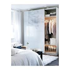 ikea wardrobe lighting. PAX TONNES Pair Of Sliding Doors IKEA Require Less Space When Open Than A Ikea Wardrobe Lighting