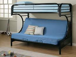 Image of: Loft Bed with Couch Underneath Images