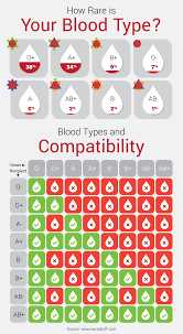 Blood Types And Donation Chart Guide To Donating Blood What To Know Before You Go Blood