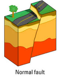 The chief cause of the earthquake shocks is the sudden slipping of rock formations along faults and fractures in the earth's crust. Earthquakes Earth Science