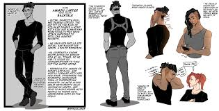 Character Design Oc Artstation Bnha Oc Character Design Work Samantha Curtis