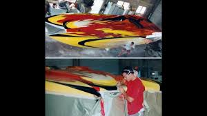 boat painting and airbrushing fort myers florida