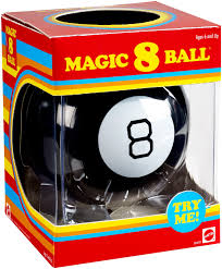 Magic 8 ball toys