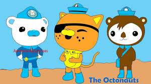Small Picture Coloring Pages Octonauts Kwazii Captain Barnacles Shellington