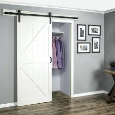 barn door closet doors style design good in for closets ideas entryway open sliding modern office