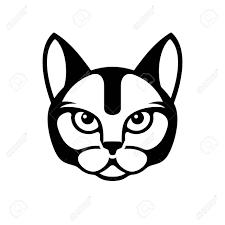 Simple cat face drawing at getdrawings free for personal use simple cat face drawing 2 simple