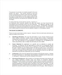 Sample Of Objective In Resume In General Resume Objectives Samples ...