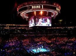 Barclays Center Boxing Seating Chart Boxing Photos At Barclays Center